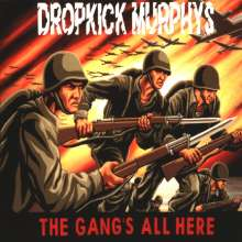 Dropkick Murphys: The Gang's All Here, CD