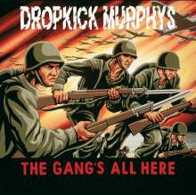 Dropkick Murphys: The Gang's All Here (Limited-Edition) (Colored Vinyl), LP