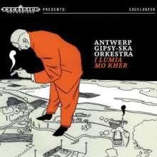 Antwerp Gipsyska Orkestra: I Lumia Mo Kher, CD