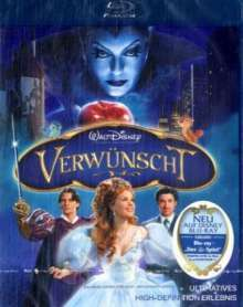 Verwünscht (Blu-ray), Blu-ray Disc