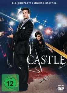 Castle Staffel 2, 6 DVDs