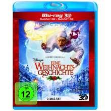 """Disneys """"Eine Weihnachtsgeschichte"""" (3D & 2D Blu-ray), 2 Blu-ray Discs"""
