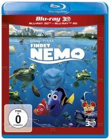 Findet Nemo (3D & 2D Blu-ray), 2 Blu-ray Discs