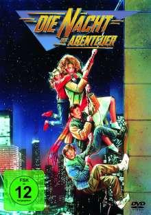 Die Nacht der Abenteuer, DVD