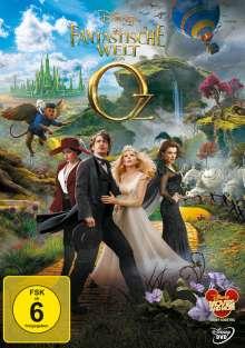 Die fantastische Welt von Oz, DVD