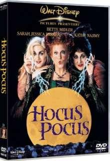 Hocus Pocus, DVD