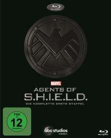 Marvel's Agents of S.H.I.E.L.D. Staffel 1 (Blu-ray), 6 Blu-ray Discs