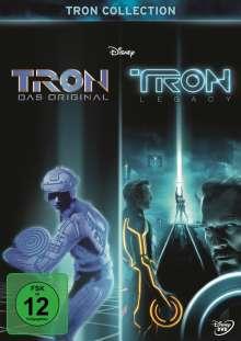 TRON: Das Original / TRON: Legacy, 2 DVDs