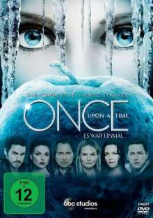 Once Upon a Time Season 4, 6 DVDs