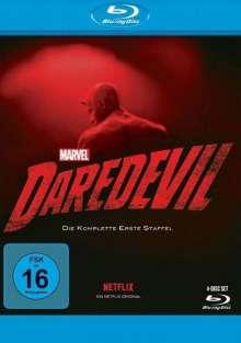 Daredevil Staffel 1 (Blu-ray), 4 Blu-ray Discs