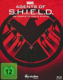 Marvel's Agents of S.H.I.E.L.D. Staffel 2 (Blu-ray), 5 Blu-ray Discs