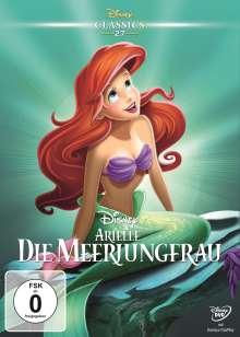 Arielle die Meerjungfrau, DVD