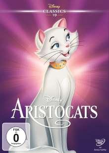 Aristocats, DVD