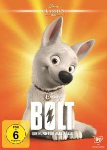 Bolt - Ein Hund für alle Fälle, DVD