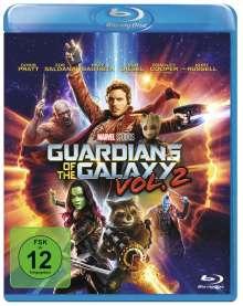 Guardians of the Galaxy Vol. 2 (Blu-ray), Blu-ray Disc
