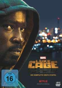 Luke Cage Staffel 1, 4 DVDs