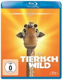 Tierisch Wild (Blu-ray), Blu-ray Disc