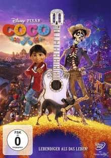 Coco, DVD