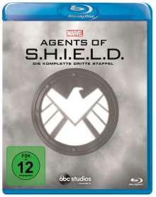 Marvel's Agents of S.H.I.E.L.D. Staffel 3 (Blu-ray), 5 Blu-ray Discs
