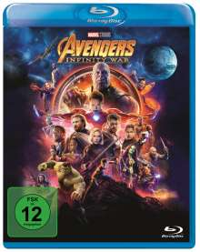Avengers: Infinity War (Blu-ray), Blu-ray Disc