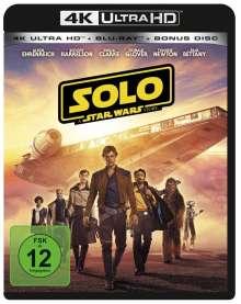 Solo: A Star Wars Story (Ultra HD Blu-ray & Blu-ray), 3 Ultra HD Blu-rays