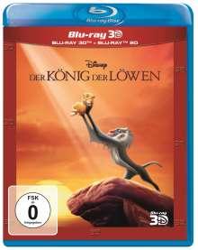 Der König der Löwen (1994) (3D & 2D Blu-ray), 2 Blu-ray Discs