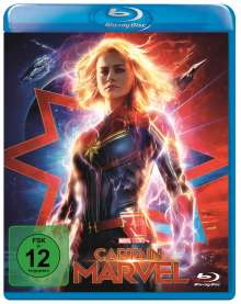 Captain Marvel (Blu-ray), Blu-ray Disc