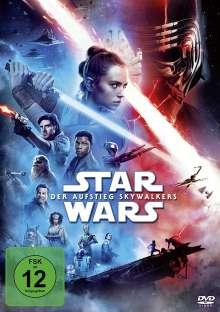 Star Wars 9: Der Aufstieg Skywalkers, DVD