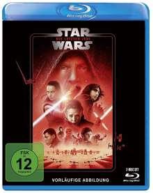 Star Wars 8: Die letzten Jedi (Blu-ray), 2 Blu-ray Discs