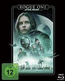 Rogue One: A Star Wars Story (Blu-ray), 2 Blu-ray Discs