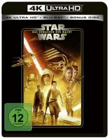 Star Wars 7: Das Erwachen der Macht (Ultra HD Blu-ray & Blu-ray), 1 Ultra HD Blu-ray und 2 Blu-ray Discs