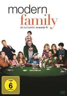 Modern Family Staffel 6, 3 DVDs