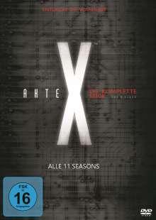 Akte X (Komplette Serie), 59 DVDs