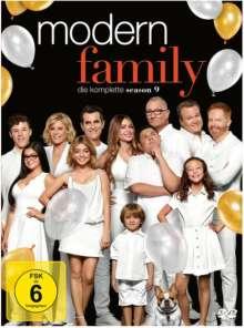 Modern Family Staffel 9, 3 DVDs