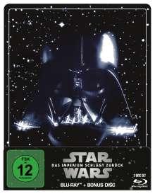 Star Wars Episode 5: Das Imperium schlägt zurück (Blu-ray im Steelbook), 2 Blu-ray Discs