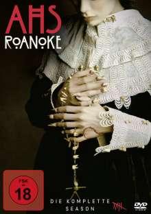 American Horror Story Staffel 6: Roanoke, 3 DVDs