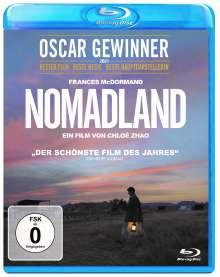 Nomadland (Blu-ray), Blu-ray Disc