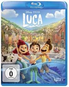 Luca (Blu-ray), Blu-ray Disc