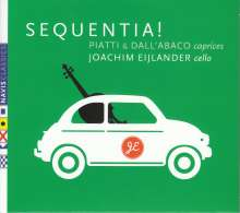 Joachim Eijlander - Sequentia!, CD