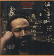 Marvin Gaye: Midnight Love (180g), LP