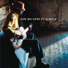 Keb' Mo': Keep It Simple (180g), LP