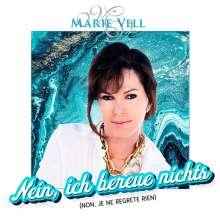 Marie Vell: Nein, ich bereue nichts (Non,je ne regrete rien), CD