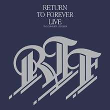 Return To Forever: Live: The Complete Concert, 2 CDs