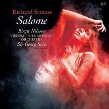 Richard Strauss (1864-1949): Salome (Ausz.) (180g), 2 LPs