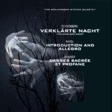 Arnold Schönberg (1874-1951): Verklärte Nacht op.4 für Streichsextett (180g), LP