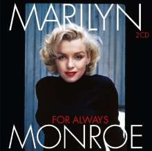 Marilyn Monroe: For Always, 2 CDs