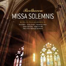Ludwig van Beethoven (1770-1827): Missa Solemnis op.123 (180g), 2 LPs