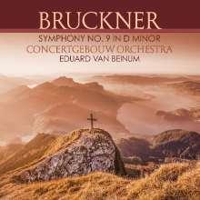 Anton Bruckner (1824-1896): Symphonie Nr.9 (180g), LP