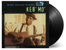 Keb' Mo': Martin Scorsese Presents The Blues (180g), 2 LPs