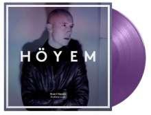 Sivert Høyem (Madrugada): Endless Love (180g) (Limited Numbered Edition) (Purple Vinyl), LP
